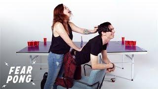 Blind Dates (Riley vs. Kylie)   Fear Pong   Cut