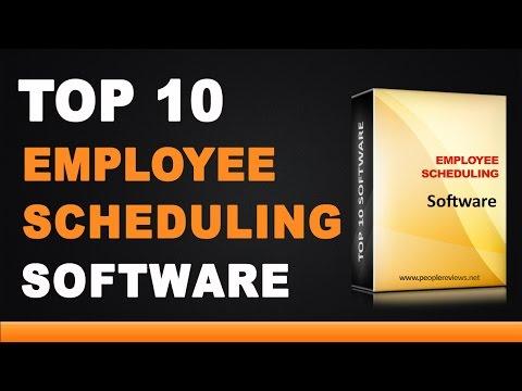 Best Employee Scheduling Software - Top 10 List