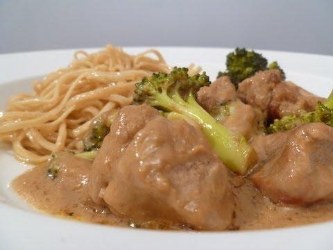 Simple Satay Pork Cook-Along Video