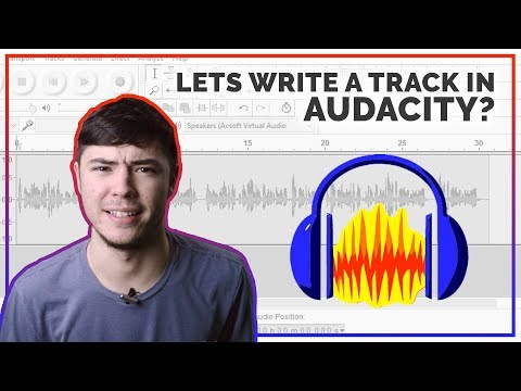 Lets Write A Dance Track In Audacity (Challenge)