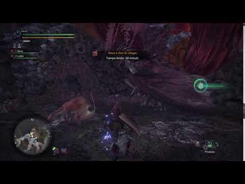 Monster Hunter: World - Raphinos physics