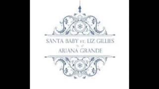 Ariana Grande - Santa Baby ft  Liz Gillies