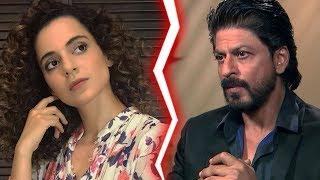 Shah Rukh Khan IGNORES Kangana Ranaut Manikarnika Controversy | Badla