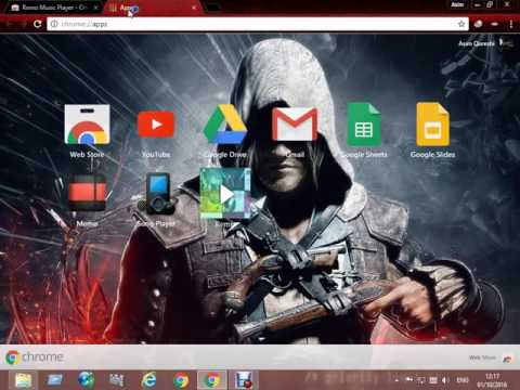 How to Play Your Pc Songs On Google Chrome With Playlist Tutorial 2016 - 2017