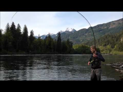 Spey Fishing for BC Bull Trout