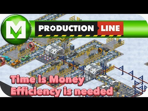 ▶Production Line◀ 3,000 basic Car Challenge - Time to Improve Efficiency
