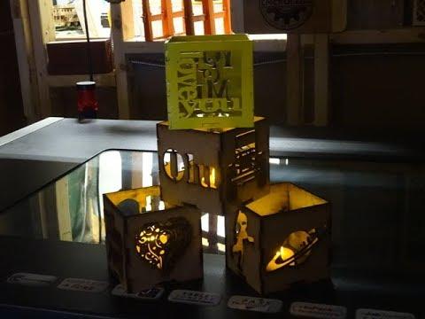 Production Run FAQ: Custom Tea Light Box