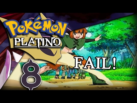 Pokémon Platino EP.8 Smash is Fainted