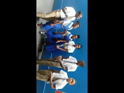 Tarrant High School - I PLEDGE TO STOP BULLYING
