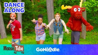 Moose Fabio Don't Wear No Socks - MooseTube | GoNoodle