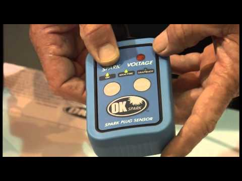 Spark Plug Tester with Engine Misfire Mode