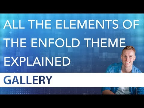 The Gallery Tutorial | Enfold Theme
