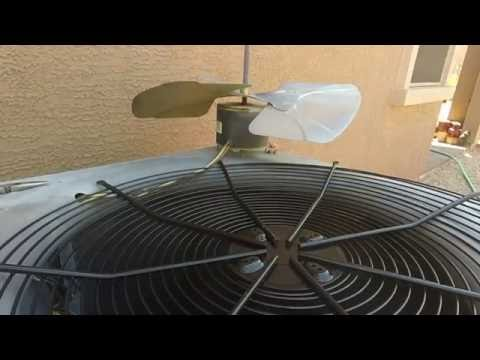 Replacing A Condenser Fan Guard