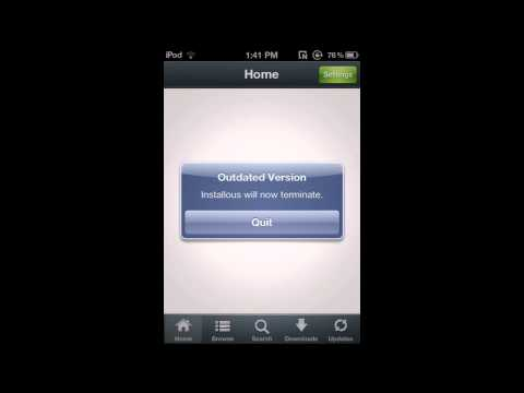 How To Get Free IOS Apps On Jailbroken Device 2012 (After Installous ShutDown)