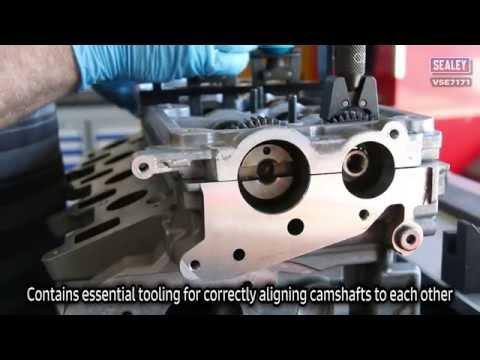 Sealey VSE7171 Common Rail Diesel Engine Camshaft Timing Kit