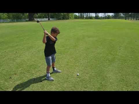 Golfing today!
