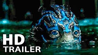 THE SHAPE OF WATER - Trailer (2017)