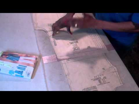 Create a Custom Jumpsuit Pattern