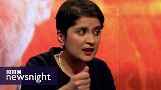 Shami Chakrabarti defends Corbyn