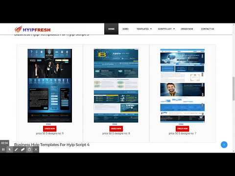 Open your own Hyip investment website with low price !