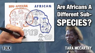 Are Africans A Different Subspecies? | Tara McCarthy