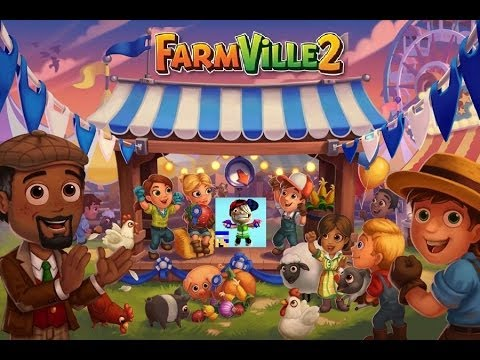Farmville 2 #1   You Is Jealous Of My Shades! =P   Facebook Funs!