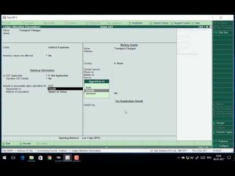 Multiple Item with Diff HSN Code with Diff Tax rate