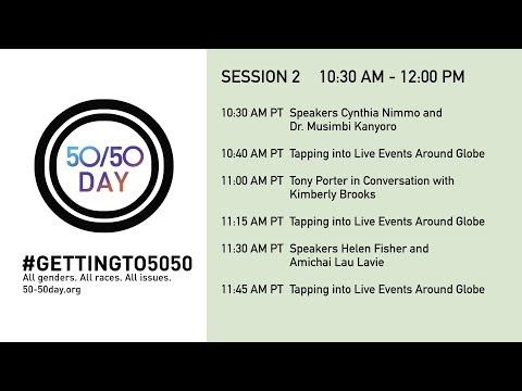 50/50 Day Live Stream 2 of 5