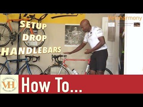 Setting your drop handlebars for road cycling | fit and setup handlebars