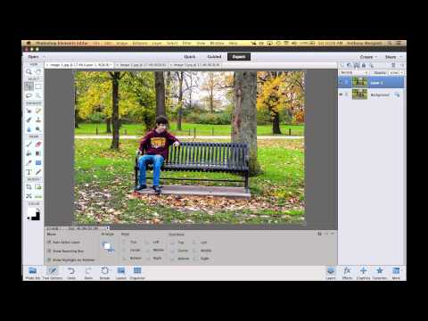 Learn Adobe Photoshop Elements - Episode 7: Layers and Layer Masks