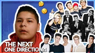 Download Best New Boy Band? (Why Don't We, Pretty Much, In Real Life) | Diego Ramirez Video