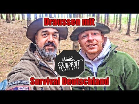 Draussen mit Survival Deutschland Teil2 - Ruhrpott Outdoor