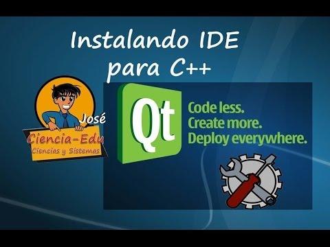 Instalación Qt 5.2 en Windows 7 y compilador  MinGW 4.8, OpenGL
