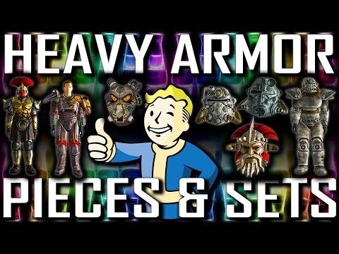 Heavy Armor - Fallout New Vegas - Rare & Unique (Includes DLCs)