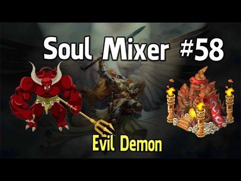 Social Empires - Soul Mixer #58 Evil Demon