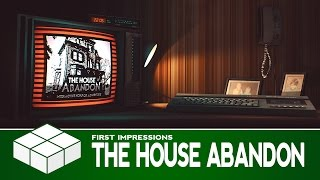 The House Abandon (#ldjam 36) | Pc Gameplay & First Impressions