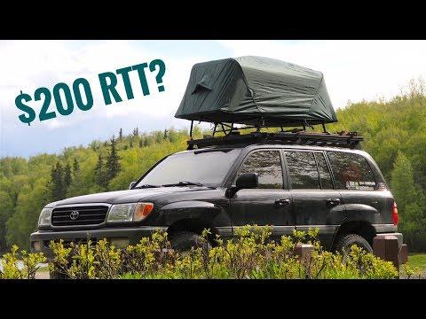 Kamp Rite Tent Cot | Roof Top Tent Setup | 1 of 3