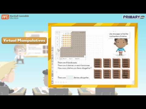Singapore Math, Primary Digital Informational Video