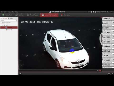 M3 LICENSE PLATE RECOGNITION CAMERA