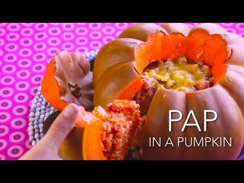 Pap in a Pumpkin