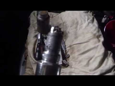 How to change spark plugs in 97 98 99 00 01 02 03 Ford F150 5 4 liter Triton V8