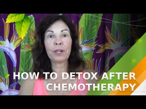 How to Detox After Chemotherapy