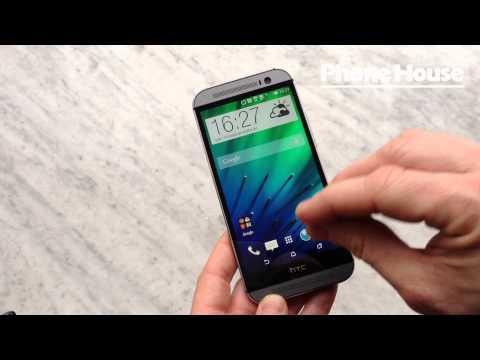 HTC One (M8) design, skärm, kamera. Skönhet inifrån och ut.