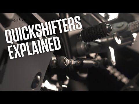 Quickshifters Explained | MC Garage