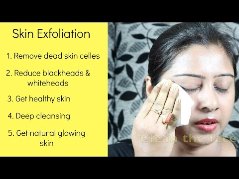 How To Exfoliate Your Face Naturally at Home