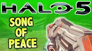 Song Of Peace Suppressor! (uncommon Weapon) - Halo 5 Warzone