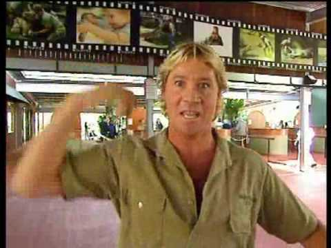 Australia Zoo Tour with Steve Irwin