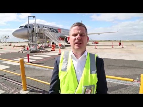 Jetstar announces new flights from Avalon Airport to Hobart and Adelaide