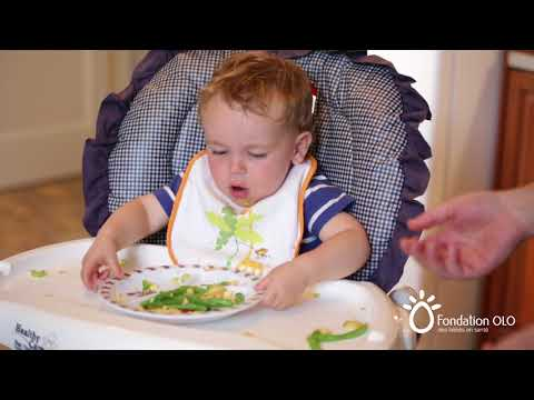 What can you do when your child won't eat?