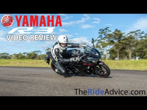 2015 Yamaha R3 Review